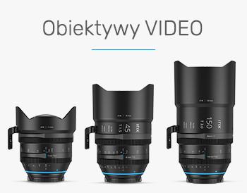 obiektywy video